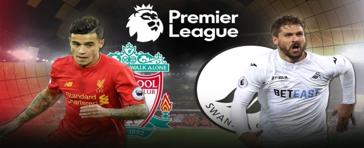 26/12/2017 Liverpool vs Swansea <small>Premier League</small>