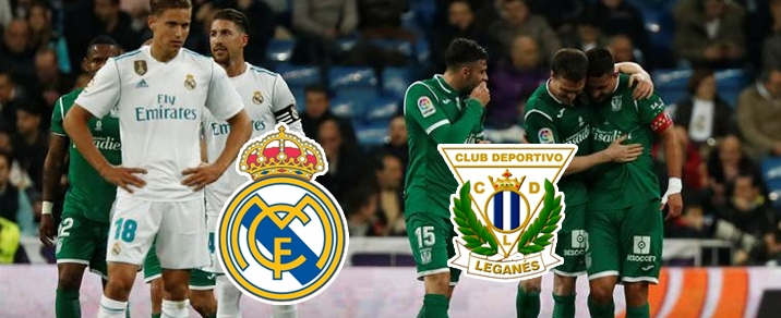 28/04/2018 Real Madrid vs CD Leganes <small>Spanish League</small>