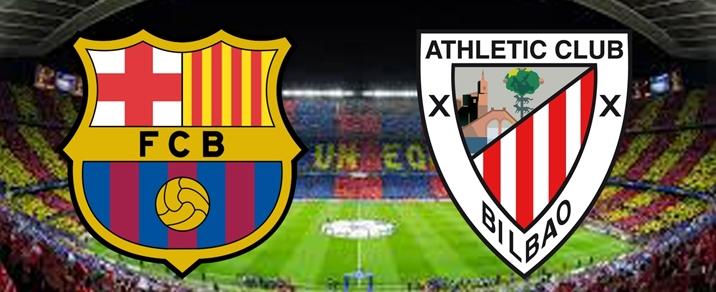 18/03/2018 FC Barcelona vs Athletic Club Bilbao <small>Spanish League</small>