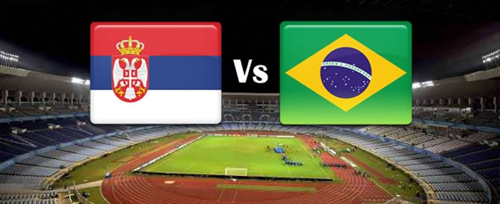 27/06/2018 Serbia vs Brazil <small>World Cup 2018 - Group Stages</small>