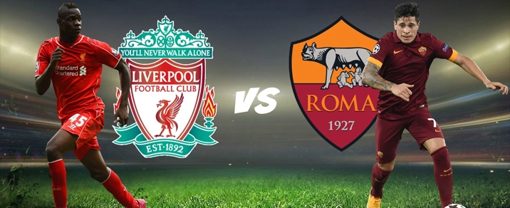 24/04/2018 Liverpool vs AS Roma <small>Champions League</small>