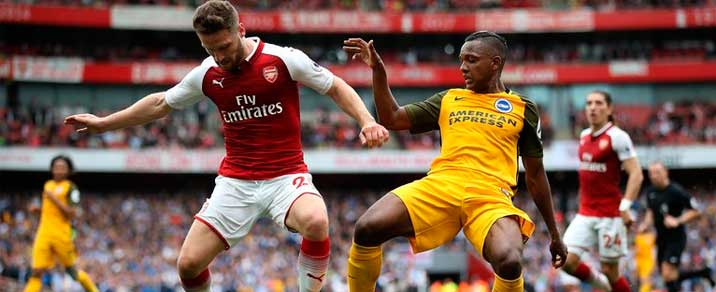 05/05/2019 Arsenal vs Brighton <small>Premier League</small>