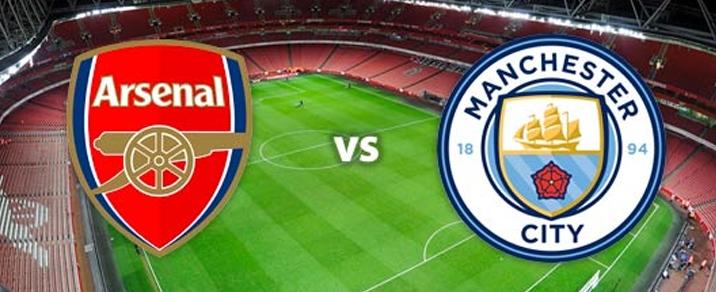 12/08/2018 Arsenal vs Manchester City <small>Premier League</small>