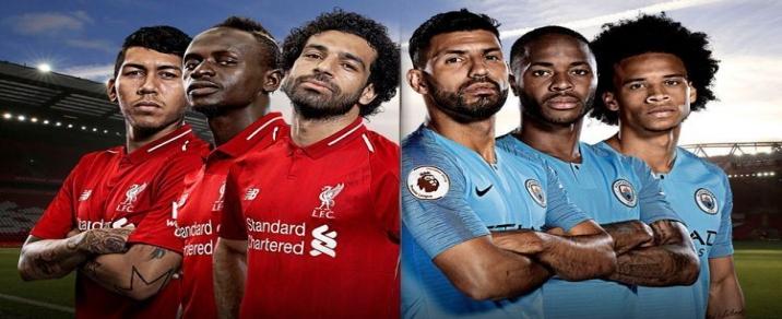 07/10/2018 Liverpool vs Manchester City <small>Premier League</small>