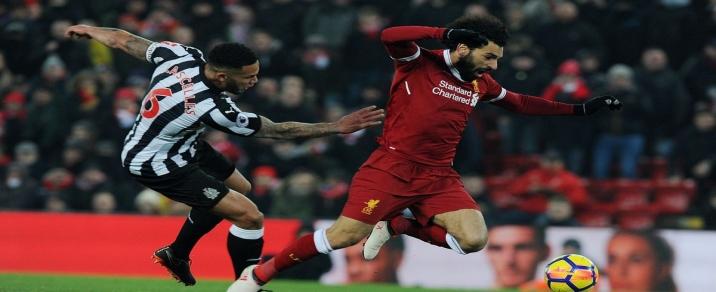 26/12/2018 Liverpool vs Newcastle <small>Premier League</small>