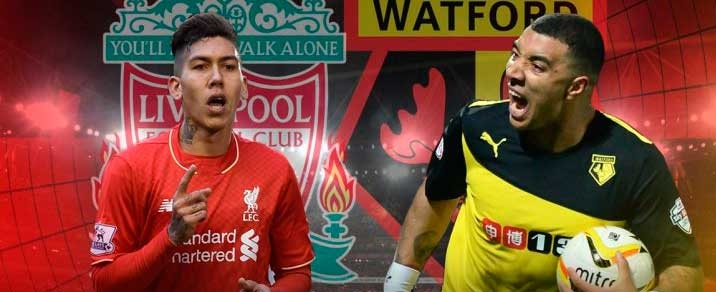27/02/2019 Liverpool vs Watford <small>Premier League</small>
