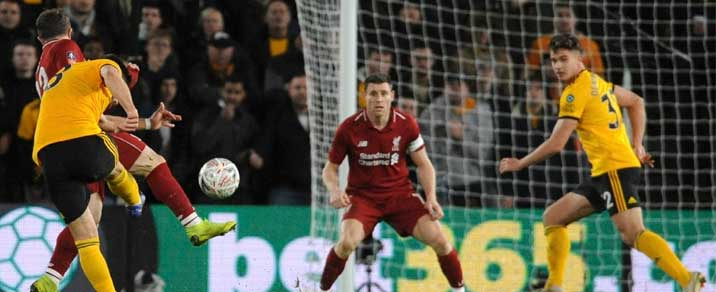 12/05/2019 Liverpool vs Wolves <small>Premier League</small>