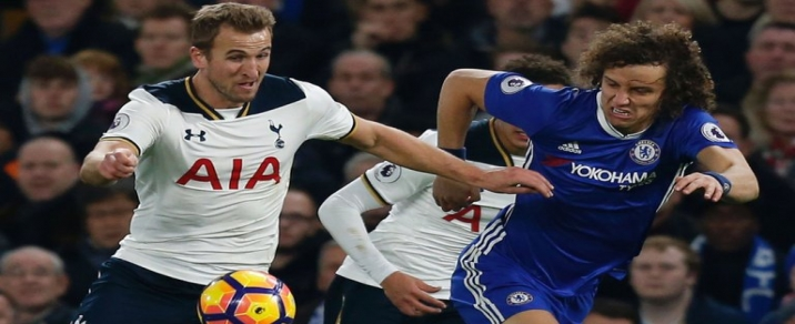 24/11/2018 Tottenham Hotspur vs Chelsea <small>Premier League</small>