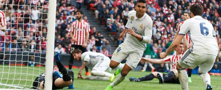 21/04/2019 Real Madrid vs Athletic Club <small>Spanish League</small>