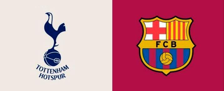 03/10/2018 Tottenham Hotspur vs FC Barcelona <small>Champions League</small>