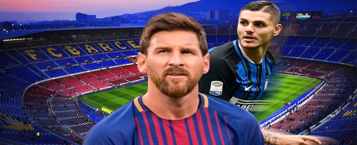 24/10/2018 FC Barcelona vs Inter Milan <small>Champions League</small>