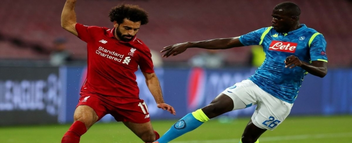 11/12/2018 Liverpool vs Napoli <small>Champions League</small>