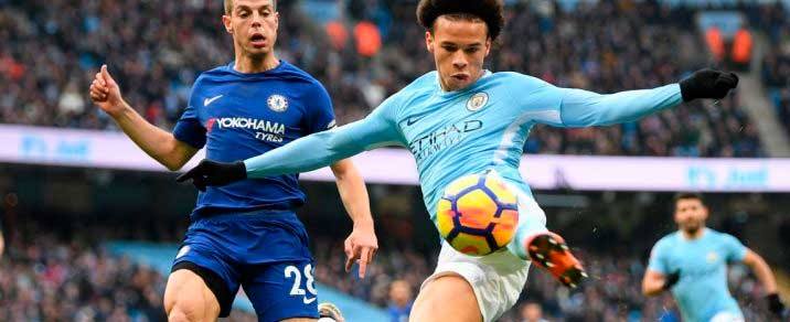 24/02/2019 Chelsea vs Manchester City <small>Carabao Cup</small>