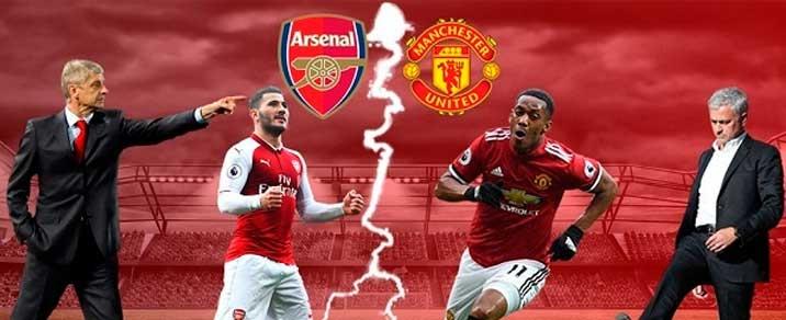 25/01/2019 Arsenal vs Manchester United <small>FA Cup</small>