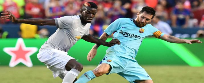 16/04/2019 FC Barcelona vs Manchester United <small>Champions League</small>
