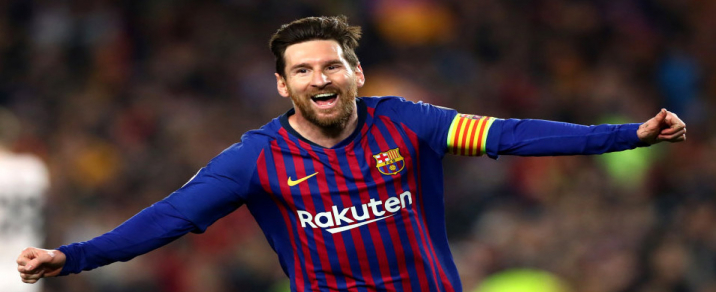 01/05/2019 FC Barcelona vs Liverpool <small>Champions League</small>