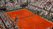 French Open - Roland Garros - 4th Round Philippe Chatrier