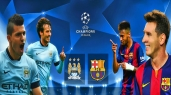 Manchester City vs FC Barcelona