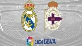 Real Madrid vs RCD La Coruña