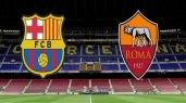 FC Barcelona vs AS Roma