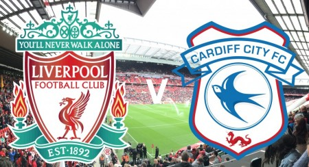 Liverpool vs Cardiff City