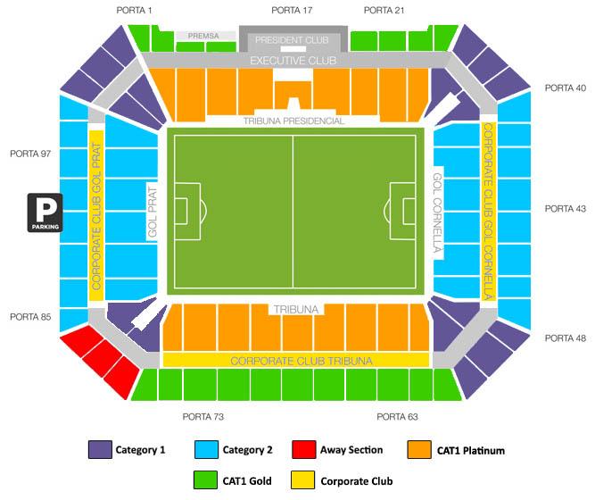 Buy Rcd Espanyol Vs Rc Celta De Vigo Tickets At Rcde Stadium In