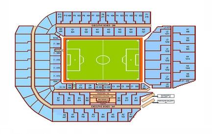 Buy Aston Villa Vs Tottenham Hotspur Tickets At Villa Park In Birmingham On 12 01 2021