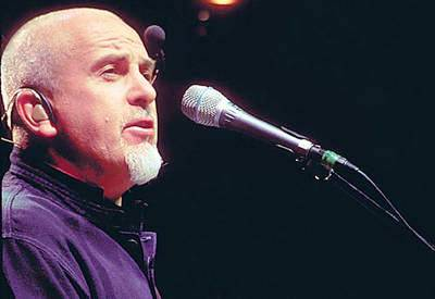 Peter Gabriel Rock and Pop  Tickets