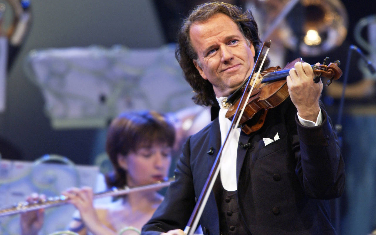 Buy Andre Rieu Classic Tickets