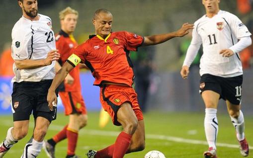 Buy Belgium Football Tickets