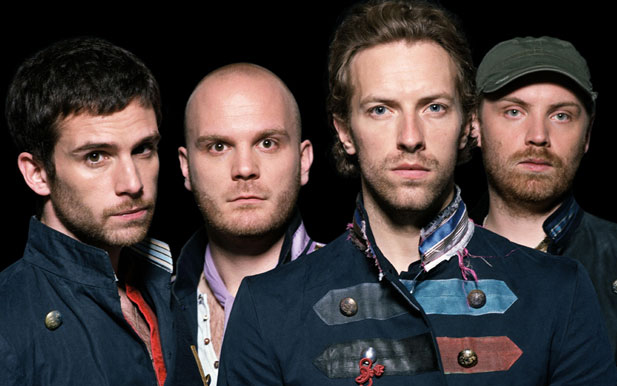 Coldplay Rock and Pop  Tickets