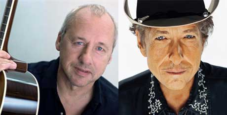 Buy Bob Dylan & Mark Knopfler Rock and Pop Tickets