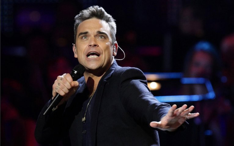 Robbie Williams Rock and Pop  Tickets