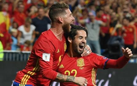Spain Football  Tickets