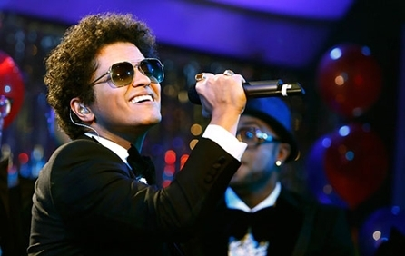 Bruno Mars Rock and Pop Tickets