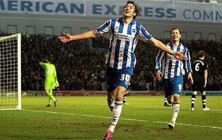 Brighton & Hove Albion Football  Tickets
