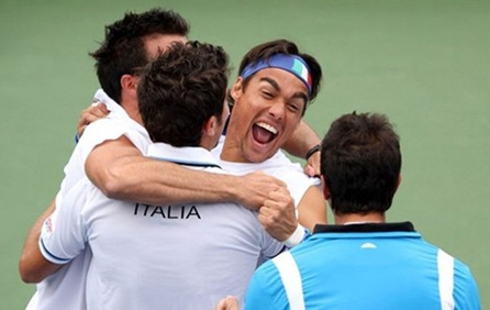 Italy Tennis  Tickets