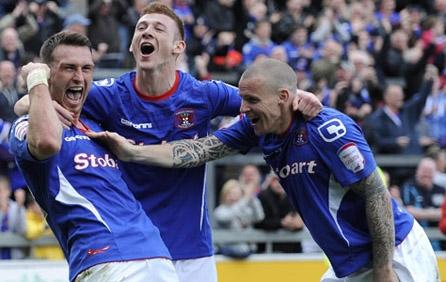 Carlisle United Football  Tickets