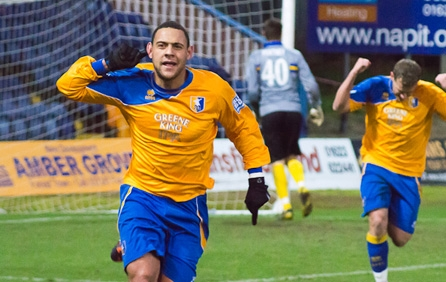 Mansfield Town Football  Tickets