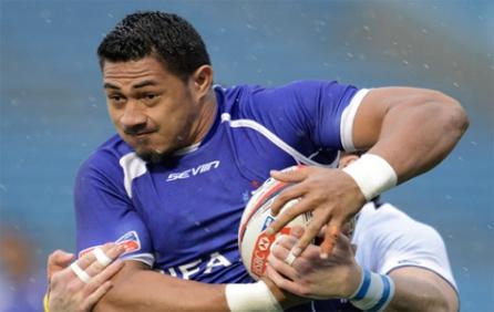 Samoa Rugby  Tickets
