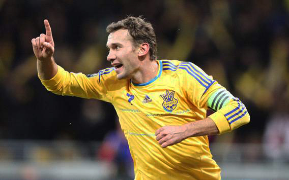 Buy Ukraine Football Tickets