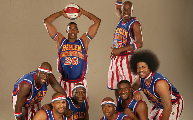 Buy Harlem Globetrotters Basketball  Tickets