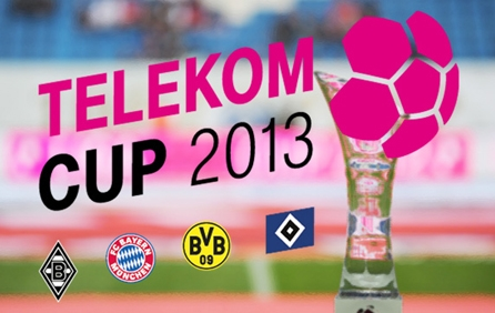 Buy Telekom Cup Football  Tickets