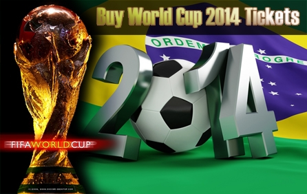 Buy World Cup 2014-Round of 16   Tickets