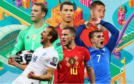 Buy UEFA EURO 2020 - Qualification Football  Tickets